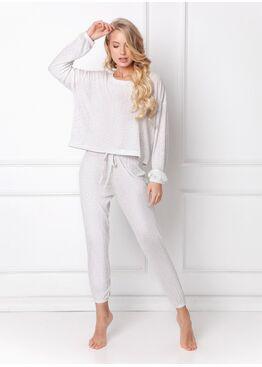 JANICE WHITE Комплект женский со штанами