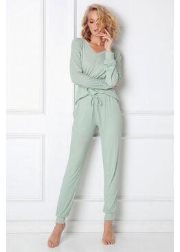 Комплект женский со штанами TINA FOREST GREEN, ARUELLE