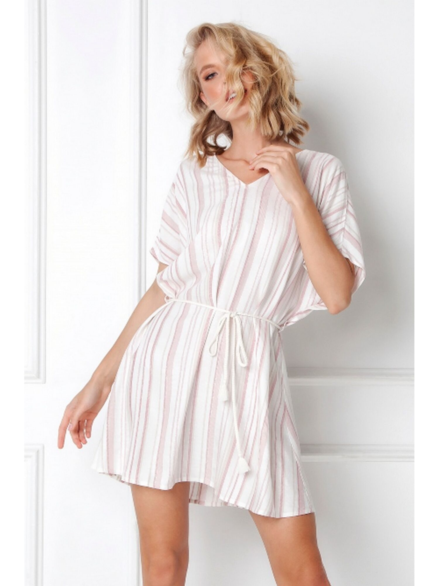 Платье женское PAOLA, розовый, ARUELLE