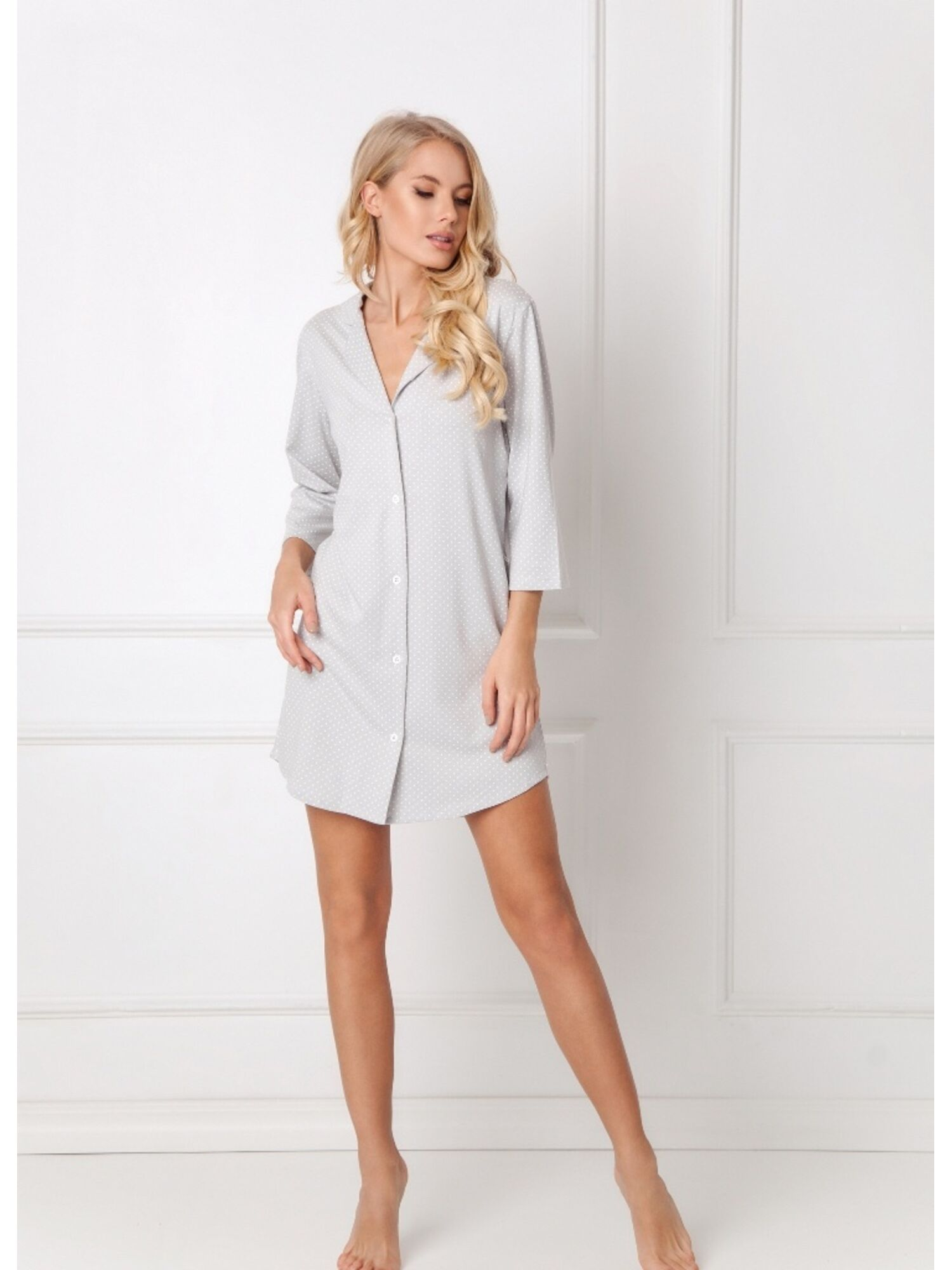 Сорочка-рубашка женская TASHA GREY, ARUELLE