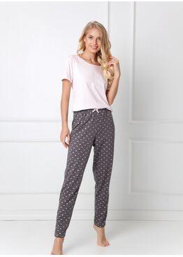Пижама со штанами CHARLENE PINK, ARUELLE