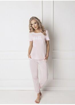 Пижама с штанами BABE PINK