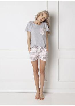 Пижама женская со шортами LONDIE GREY