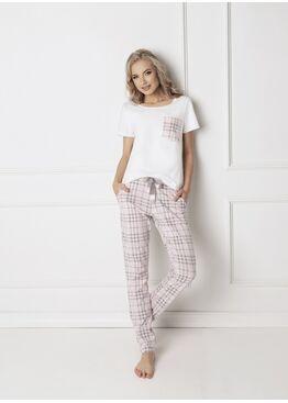 Пижама с штанами LONDIE WHITE