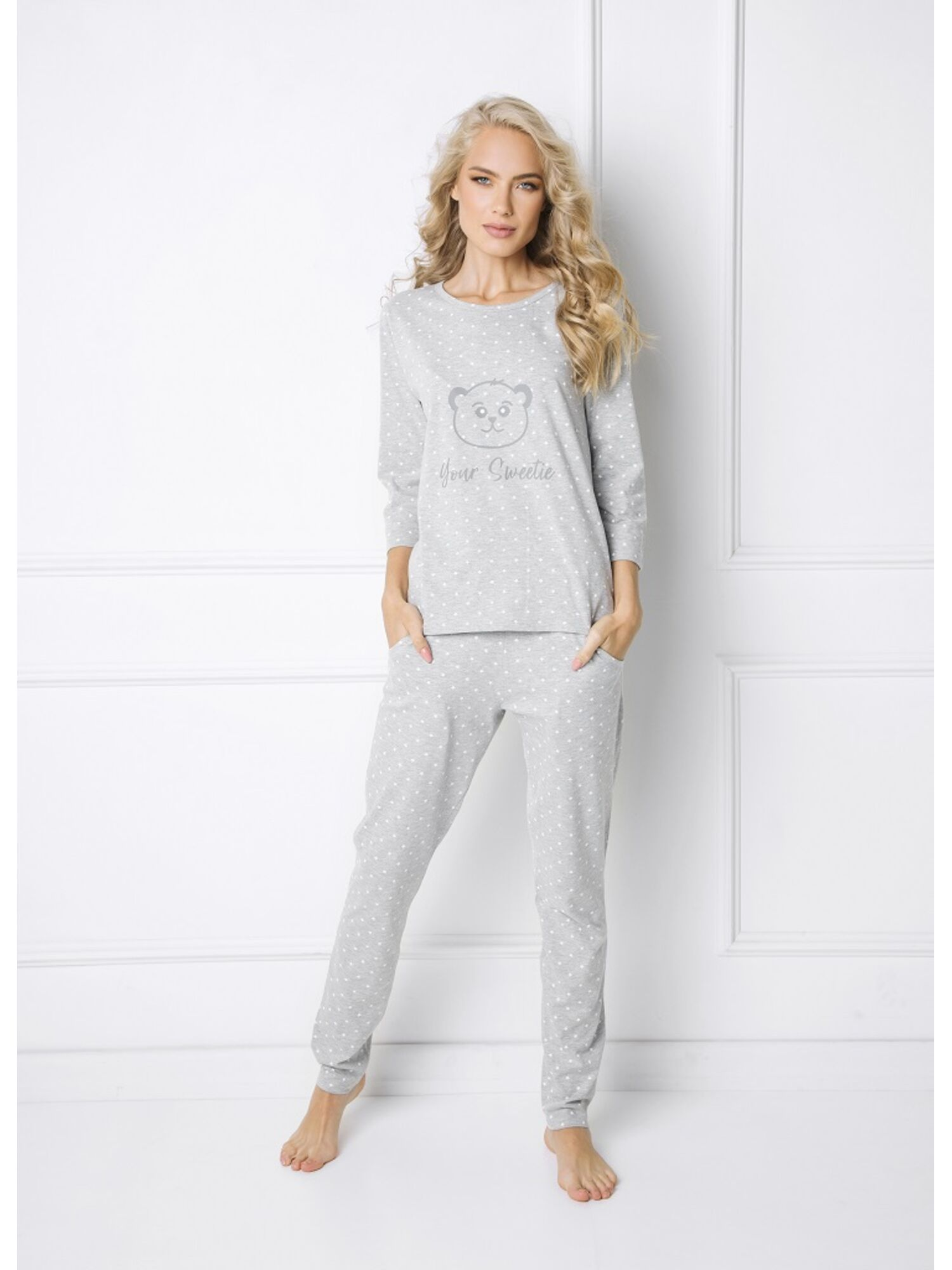 Пижама женская с брюками SWEET BEAR