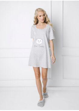 Сорочка женская SWEET BEAR GREY