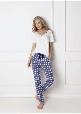 Пижама женская с штанами ARU_BLUMY