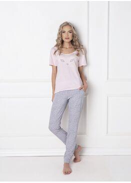 Пижама женская с штанами ARU_WILD LOOK
