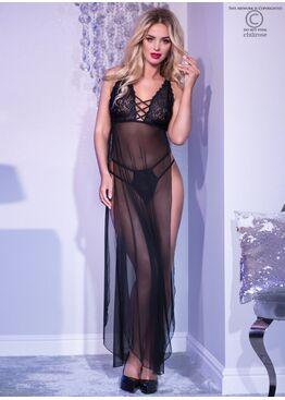 Платье Babydoll 4377, ChiliRose