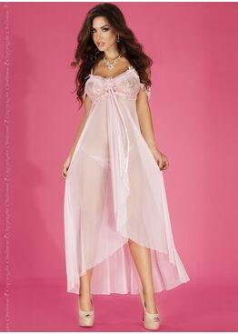 Пеньюар 3716 розовый