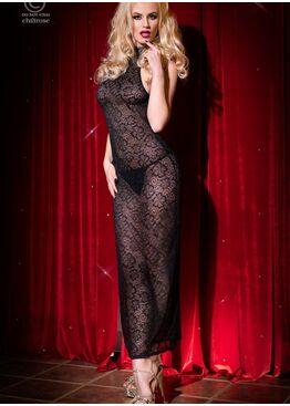 Платье 4043 LONG GOWN черный