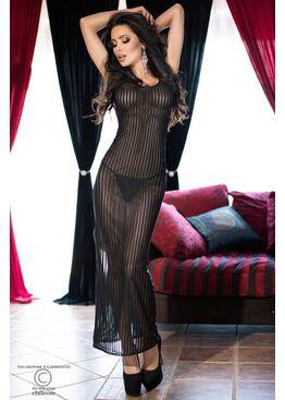 Платье 4137 черное