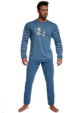 Пижама 115 синий