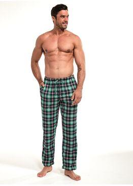 Штаны мужские зеленые 691-3, Cornette