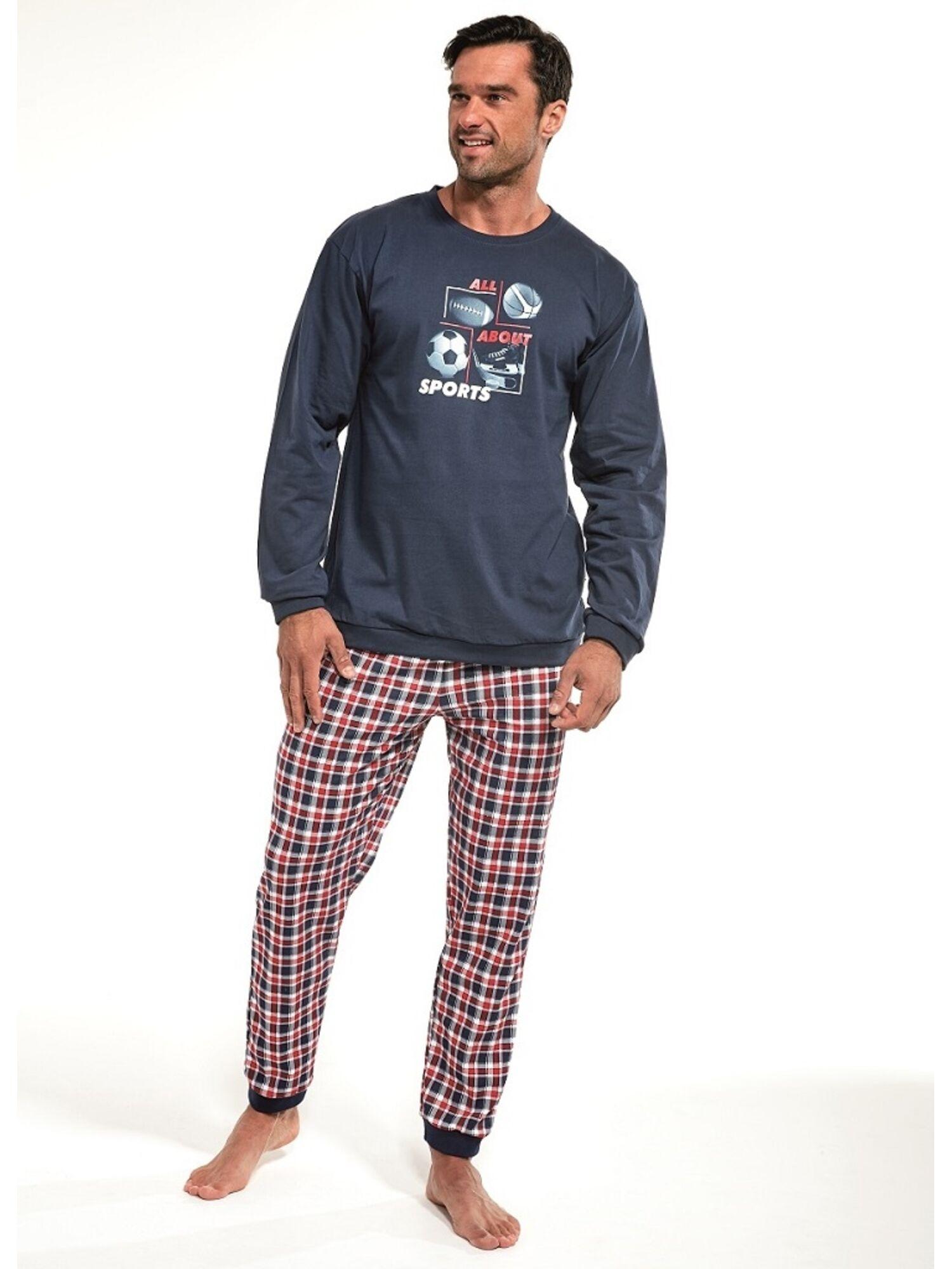 Пижама мужская с штанами 115/133 Sport, Cornette