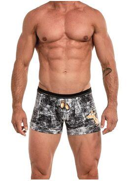 Трусы-боксеры Tattoo Mini 280-2 черный, Cornette