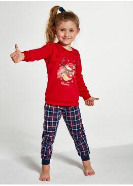 Пижама для девочек 594/592 REINDEER, Cornette
