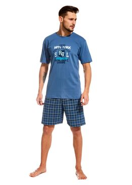 Пижама 326 темный синий