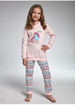 Пижама детская 592/594-2 розовый/голубой