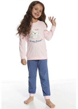 Пижама детская 592/594 розовый