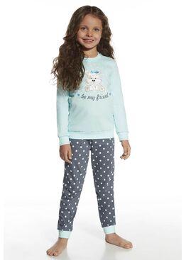 Пижама детская 592/594 голубой