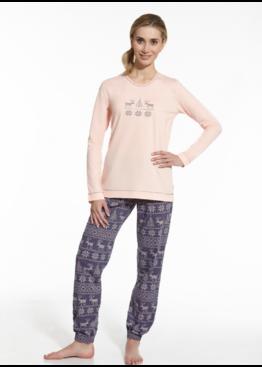 Пижама 673 розовый