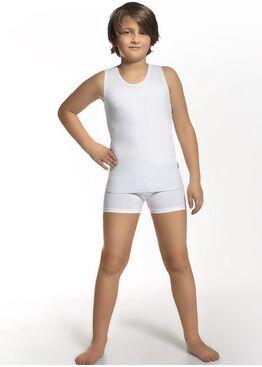 Комплект нижнего белья для мальчика 866/867 белый