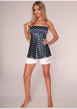 Пижама 587 CHARLOTTE синий