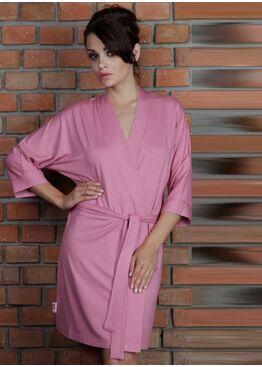 Халат 871 VISA розовый