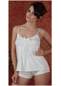Пижама 873 VISA белый