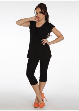 Пижама 884 VISA графит