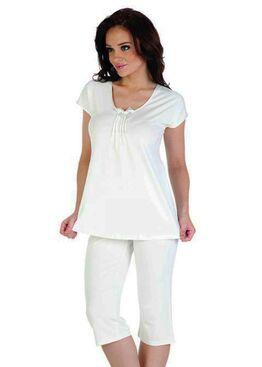 Пижама 884 VISA белый