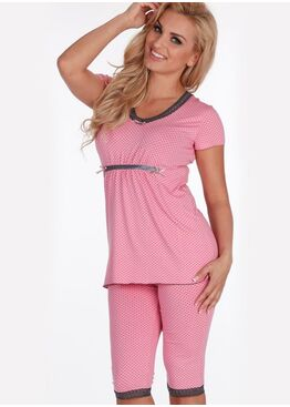 Пижама 952 STARS розовый