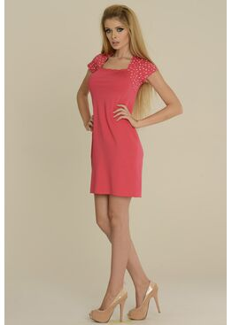 Сорочка 980 SALMA розовый