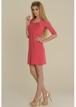 Сорочка 988 SALMA розовый