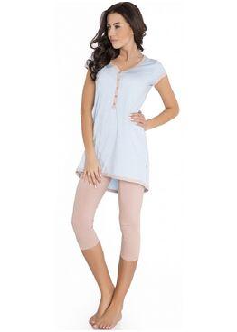 Пижама PM5037 голубой