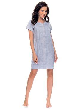 Сорочка TM8061 серый
