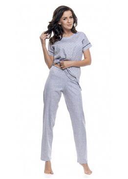 Пижама PM9092 серый
