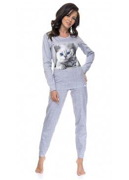 Пижама PM9094 серый