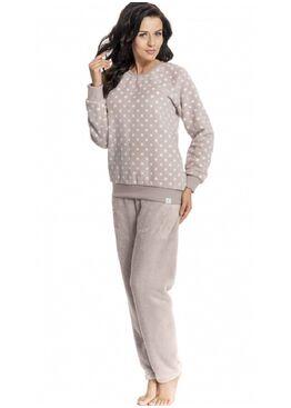 Пижама PS.9165 мокка