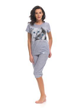 Пижама PM9200-серый