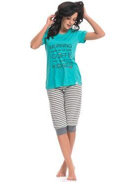 Пижама PM9218 мята
