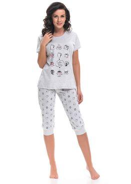 Пижама PM9222 серый