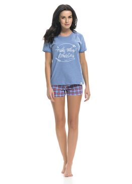 Пижама PM9242 синий