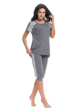 Пижама PM9250 серый