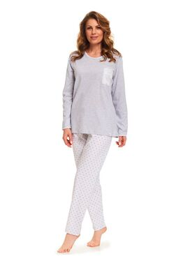 Пижама PB.9319 серый