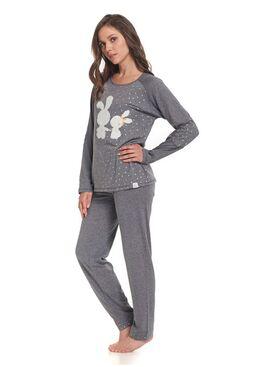 Пижама PM.9335 серый