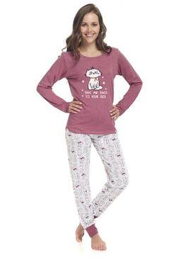 Пижама PM.9338 розовый