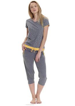 Пижама 9416 PM серый