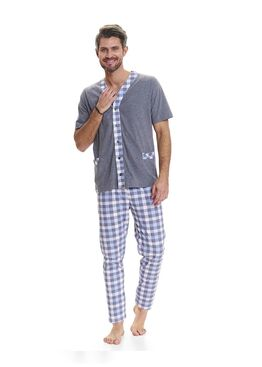 Пижама 9468 PMB серый